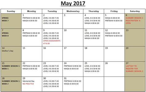 Current Calendar Current Calendar