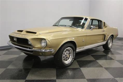 Ford Mustang Shelby Automatic by 1968 Ford Mustang Shelby Gt500 Fastback 1968 Shelby Gt500