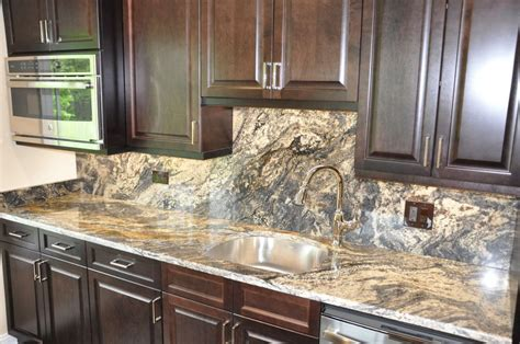 Modern Kitchen Countertops And Backsplash by Largest Selection Of Kitchen Granite Countertops In Chicago