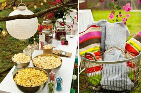 backyard movie night ideas host an outdoor movie night 10 ideas babycenter blog