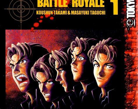 hana hina after school vol 3 books battle royal battle royale scan