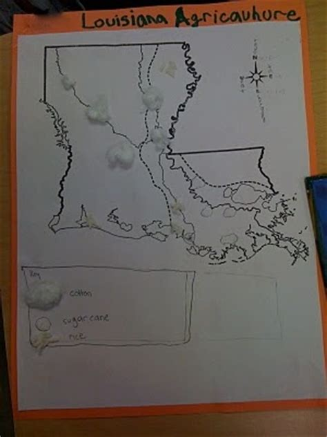 louisiana agriculture map 1000 images about teaching louisiana history on