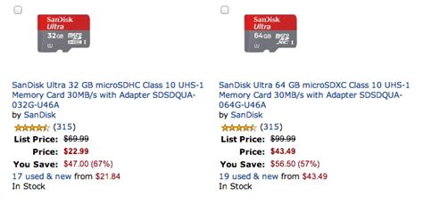 gold box deals todays deals amazoncom movie hd streaming amazon gold box deals sandisk class 10 32gb and 64gb