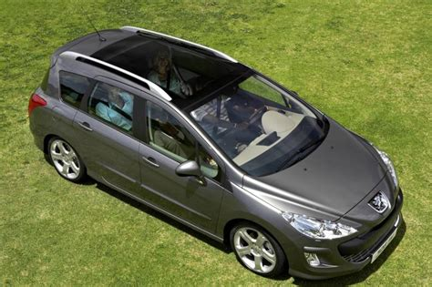 peugeot cars 2011 peugeot 308 sw 2008 2011 used car review car review