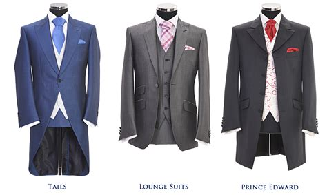 Wedding Suit Hire Brochure by The Attire Collection Attire Menswear Formal Suit Hire