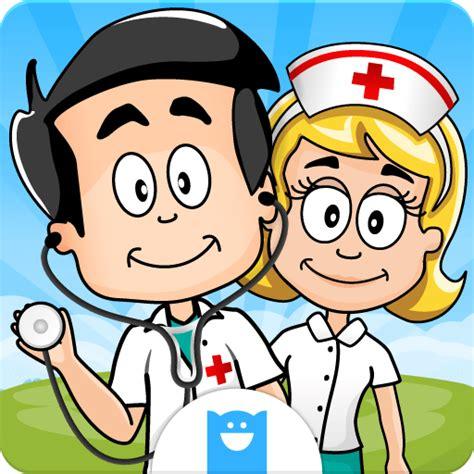 imagenes niños en caricaturas doctor kids doctor ni 241 os amazon es appstore para android
