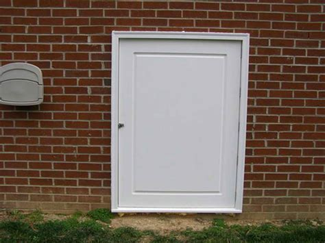 awesome crawl space door plans pictures home building