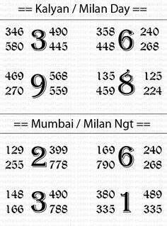 matka main mumbai open guessing number how satta matka guessing 143 todays special matka chance