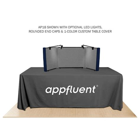 academypro 18 quot table top display