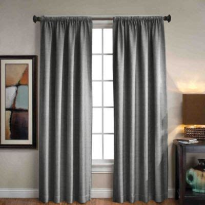 family dollar blackout curtains sonoma rod pocket back tab window curtain panels