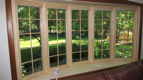 pella bow window project gallery noblesville in the home improvement co inc