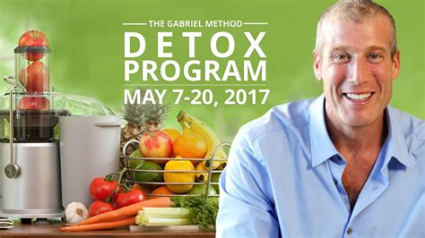 What Is Jon Gabriel S Detox Cleanse by Detox Program 2017 Join This At Home Cleanse