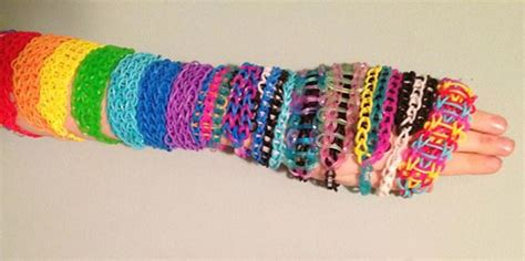 hir band loom band how many rainbow loom bands does it take to make a full