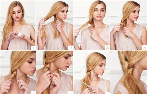 hair styles in two ponies ponytail tutorials android apps on google play