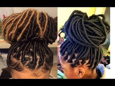 steps for doing yarn dreads yarn locs tutorial doovi