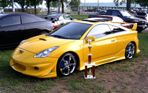 toyota celica toyota celica gts pictures posters news and videos on