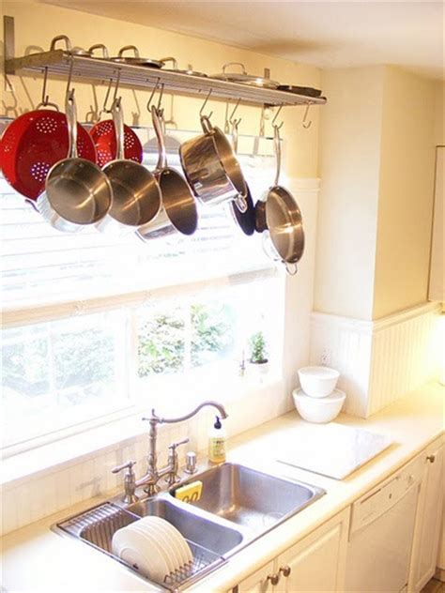 Pot Rack Sink 17 Best Images About Pot Racks On Copper Pots