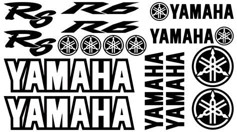 Yamaha R6 2003 Aufkleber by Aufkleber Motorrad Yamaha Motorrad Bild Idee