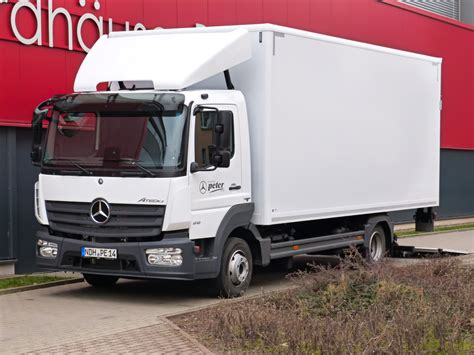 Latest Trends by Atego 818 Mercedes