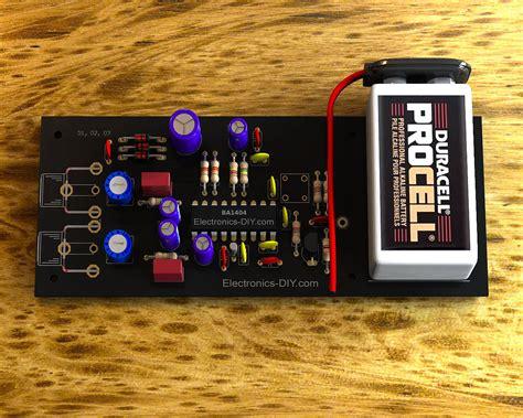 diy radio transmitter stereo fm transmitter with ba1404