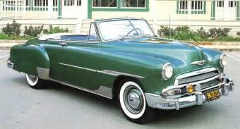 Leather Car Seat Upholstery Cost 1951 Chevrolet Convertible