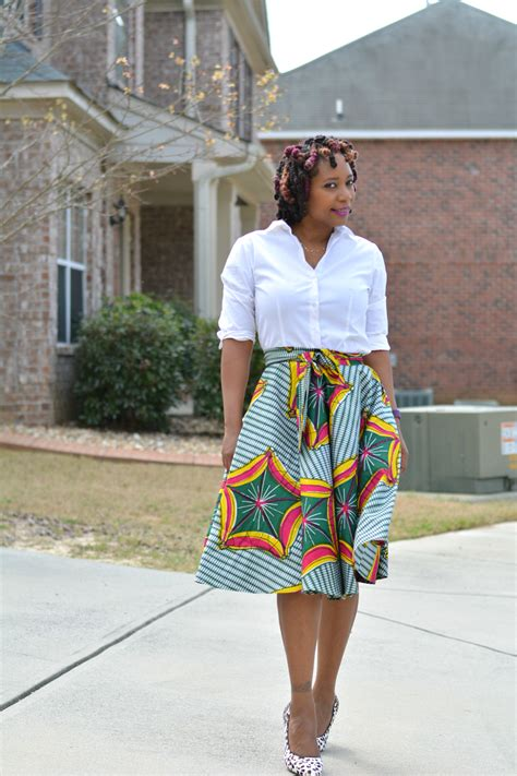 pictures of skirt sown with ankara material pictures of skirt sown with ankara material diy african
