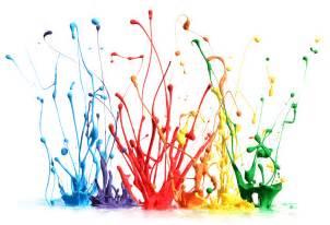 Colorful paint designs for walls image dxok