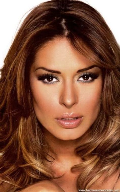 hair color for latin women 17 best images about galilea on pinterest her hair