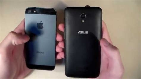I Phone Samsung Asus Zenfone asus zenfone c vs iphone 5