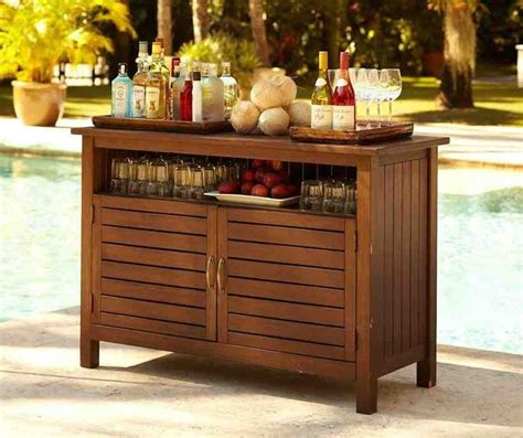 Sideboards: outstanding outdoor sideboards and buffets Outdoor Buffet Tables With Storage