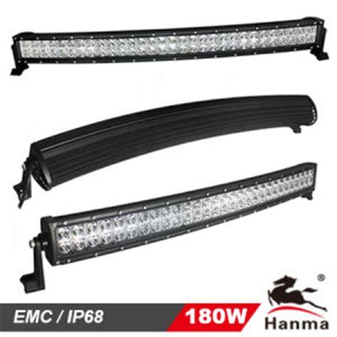 China Hanma New Cree Curved Led Light Bar Hml Bc2180x Hanma Led Light Bar