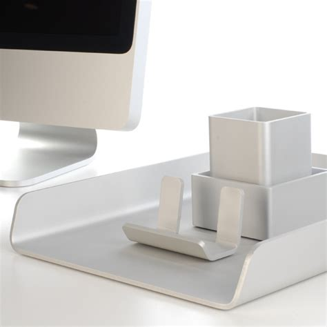 Desk Set Professional Aluminum Desk Accessories Designed Apple Desk Accessories