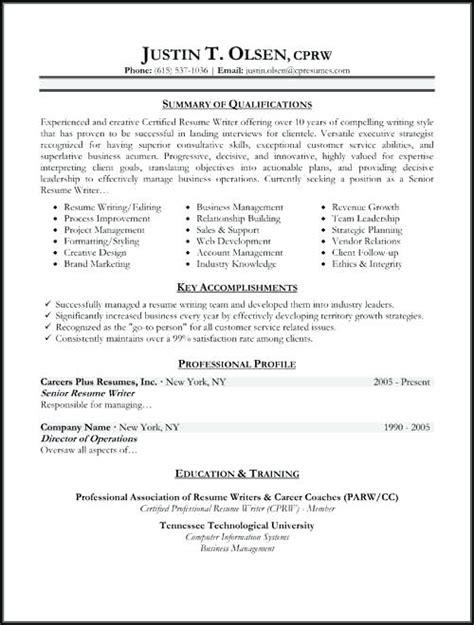 Proper Resume Template by Proper Resume Format Megakravmaga