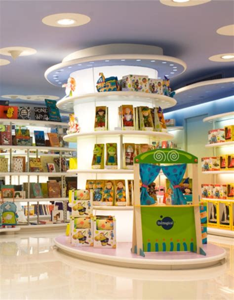 interior design toys imaginarium in barcelona toys in spain