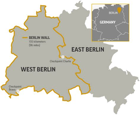 berlin wall map ap explore berlin wall 25th anniversary