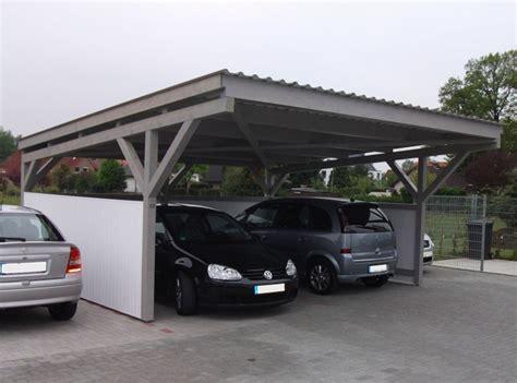 carport doppelcarport carport