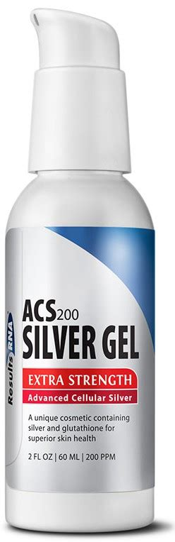 Advanced Detox Solutions Immediate Cleanser Directions by Acs200 Silver Gel Strength Oawhealth