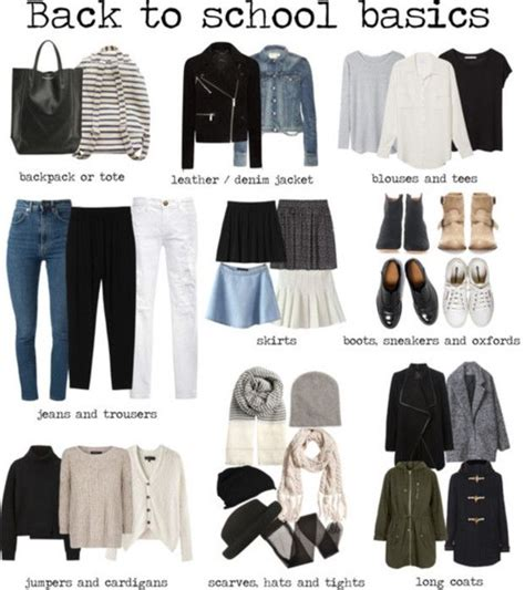 Wardrobe For College by 25 Unique School Must Haves Ideas On College