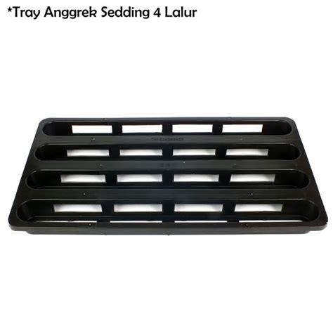 Pot Semai Anggrek tray semai bibit anggrek untuk pot anggrek 1 5