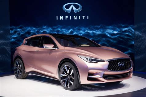 nissan infiniti 2015 infiniti to launch five new models by 2018 auto express