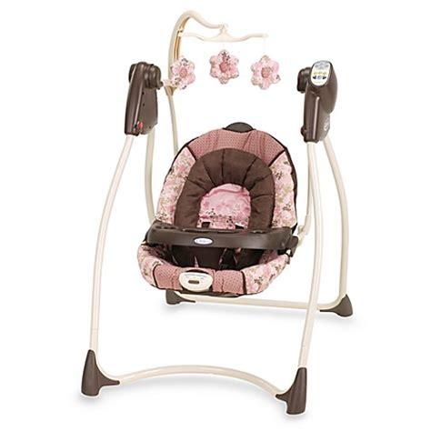 graco swing with tray lovin hug swing by graco 174 olivia buybuy baby