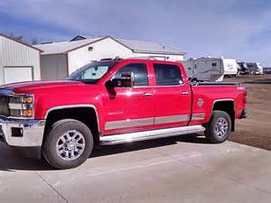 2015 Chevrolet Silverado 3500hd 2015 Chevrolet Silverado 3500hd Ltz D K Rv Sales Canby Mn