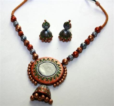 how to make terracotta jewelry basic and advanced terracotta jewellery classes in