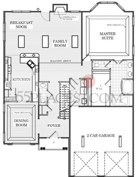 bradford floor plan bradford floorplan 2987 sq ft westridge forest