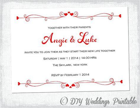 plantillas para tarjetas de matrimonio para editar de moda