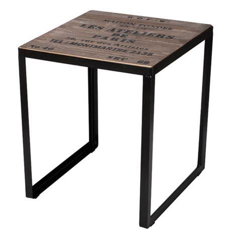 table d appoint design pas cher tables le de deco design pas cher