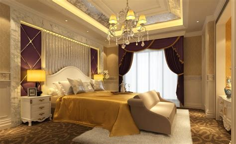 designing interiors designing of interior neoclassical bedroom wall and