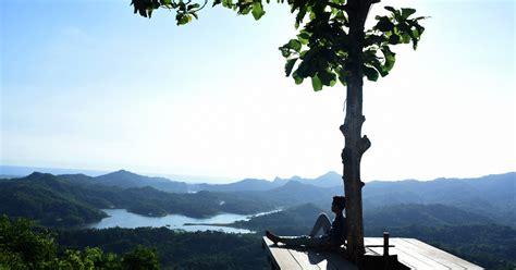 kalibiru wisata alam kekinian  kulon progo yogyakarta