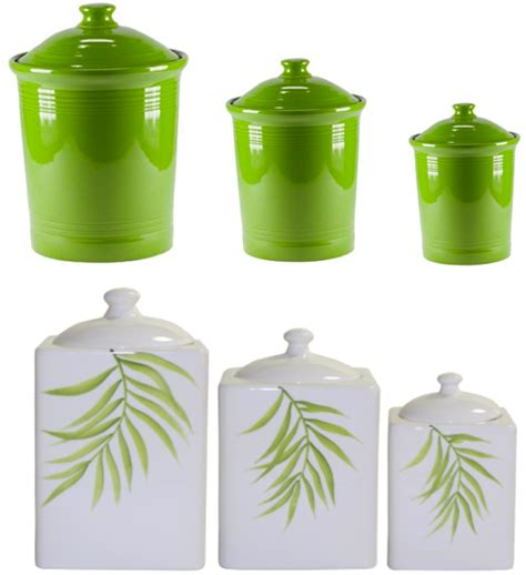 colorful canisters bluet clover colorful canisters