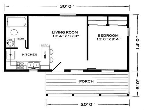Cabin Floor Plans With Screened Porch Cabin A Bit Wider And Make The Porch Same Length As